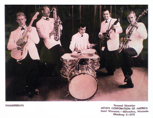 The Thunderbeats, 1960